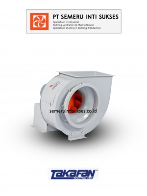 CENTRIFUGAL BLOWER OPEN COVER