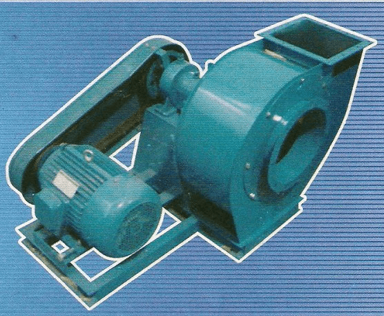 CENTRIFUGAL FAN EXTRACTION DUST