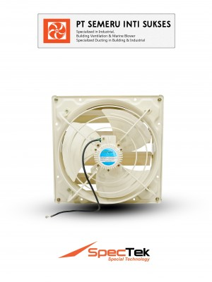 EXHAUST FAN STANDARD SHUTTER LUXURY
